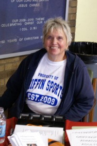 Shirley Griffin of Griffin Sports